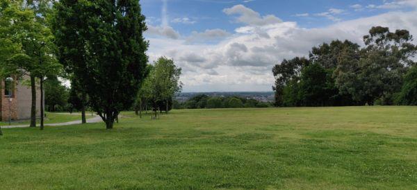 View of University of Kent