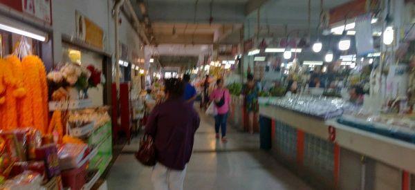 View of Samyan Market (ตลาดสามย่าน)